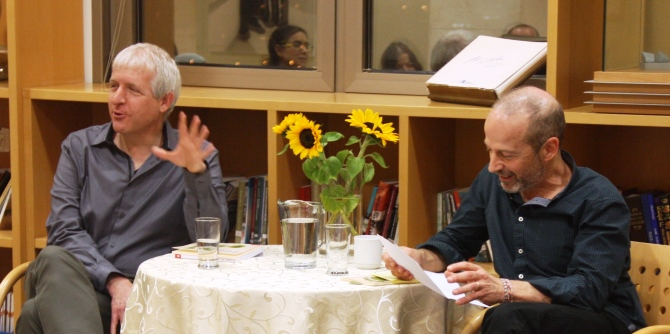 Launch for Professor Adi Wolfsohn's Book of Eco-Poetry