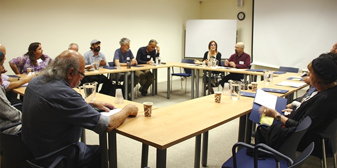 Promoting the Humanities in Beer Sheva and the Negev