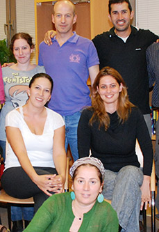Mandel Program for Local Leadership in Netivot